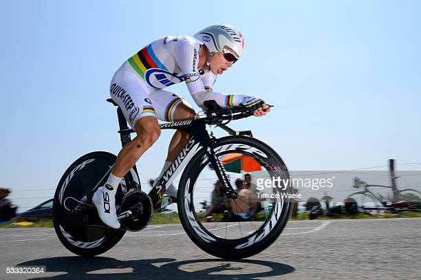 100th Tour de France 2013 / Stage 11 Tony Martin / Avranches MontSaintMichel / Time Trial Contre la Montre Tijdrit TT / Ronde van Frankrijk TDF /...