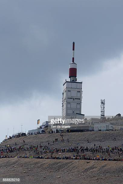 100th Tour de France 2013 / Stage 15 Illustration Illustratie / Mont Ventoux / Landscape Paysage Landschap / Givors Mont Ventoux / Ronde van...