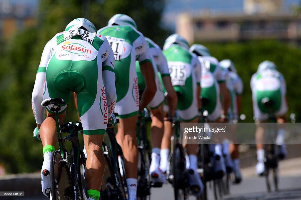 Cycling : 100th Tour de France 2013 / Stage 4 : Photo d'actualité