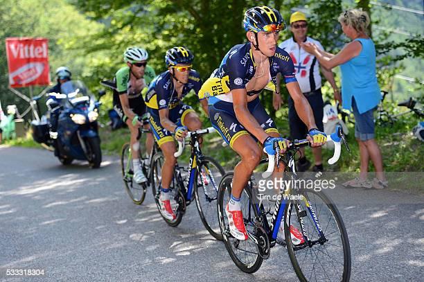 100th Tour de France 2013 / Stage 8 Roman Kreuziger / Alberto Contador / Laurens ten Dam / Castres - Ax 3 Domaines / Ronde van Frankrijk TDF / Rite...