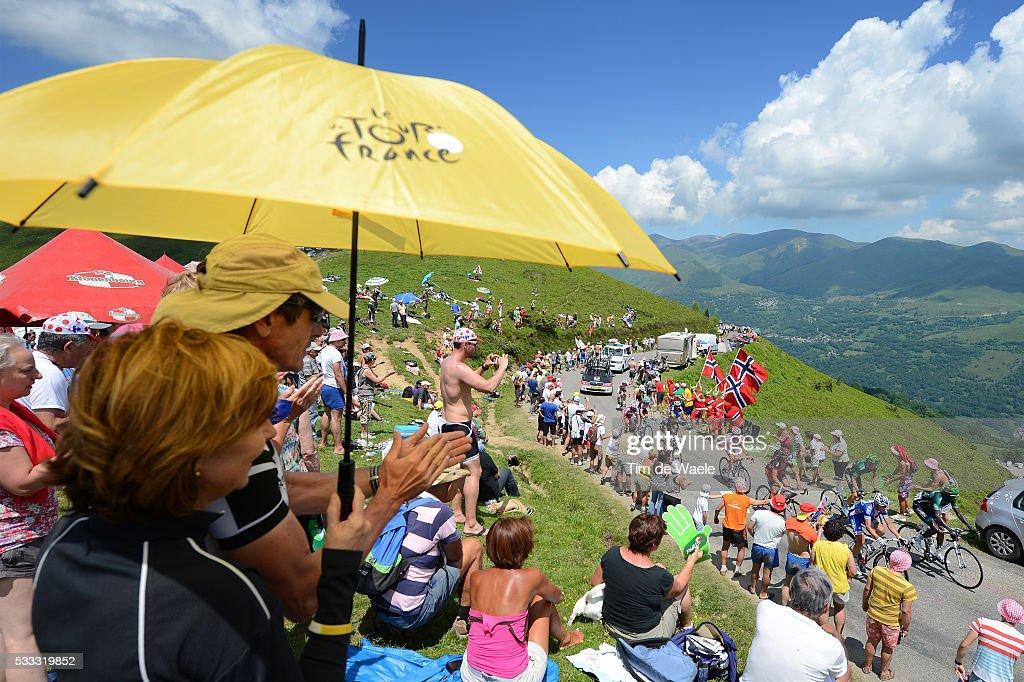 Cycling : 100th Tour de France 2013 / Stage 9 : Nachrichtenfoto