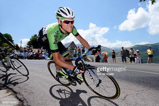 100th Tour de France 2013 / Stage 9 Lars Petter Nordhaug / Saint-Girons - Bagneres-De-Bigorre / Ronde van Frankrijk TDF / Rite Etape Tim De Waele