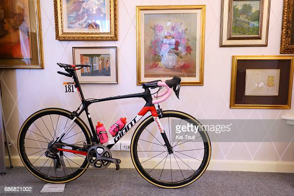 100th Tour Of Italy 2017 Pc Team Sunweb Tom Dumoulin Giant Bike News Photo Getty Images