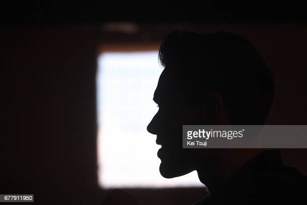 100th Tour of Italy 2017 / Press Conferences Tom DUMOULIN / Silhouet / Press Conference Team Sunweb / Giro /