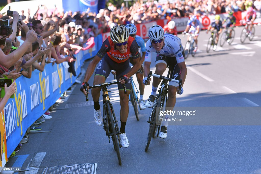Cycling: 100th Tour of Italy 2017 / Stage 15 : News Photo