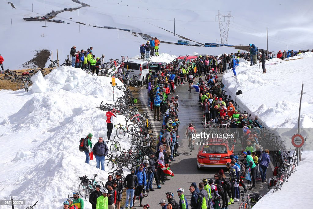 Cycling: 100th Tour of Italy 2017 / Stage 16 : ニュース写真