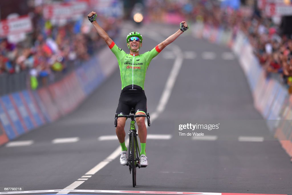 Cycling: 100th Tour of Italy 2017 / Stage 17 : ニュース写真