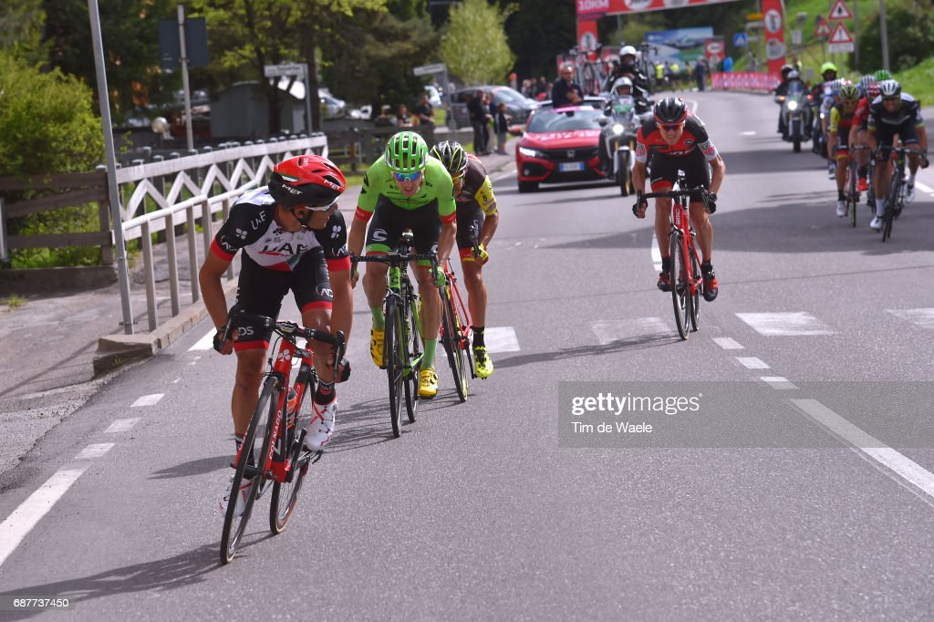 Cycling: 100th Tour of Italy 2017 / Stage 17 : News Photo