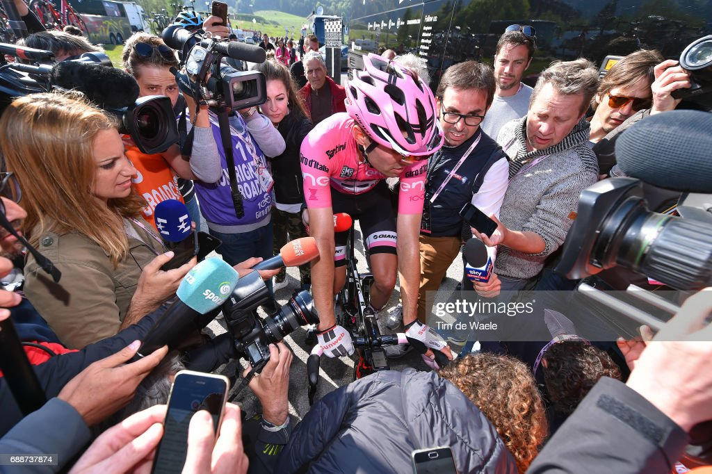 Cycling: 100th Tour of Italy 2017 / Stage 19 : ニュース写真