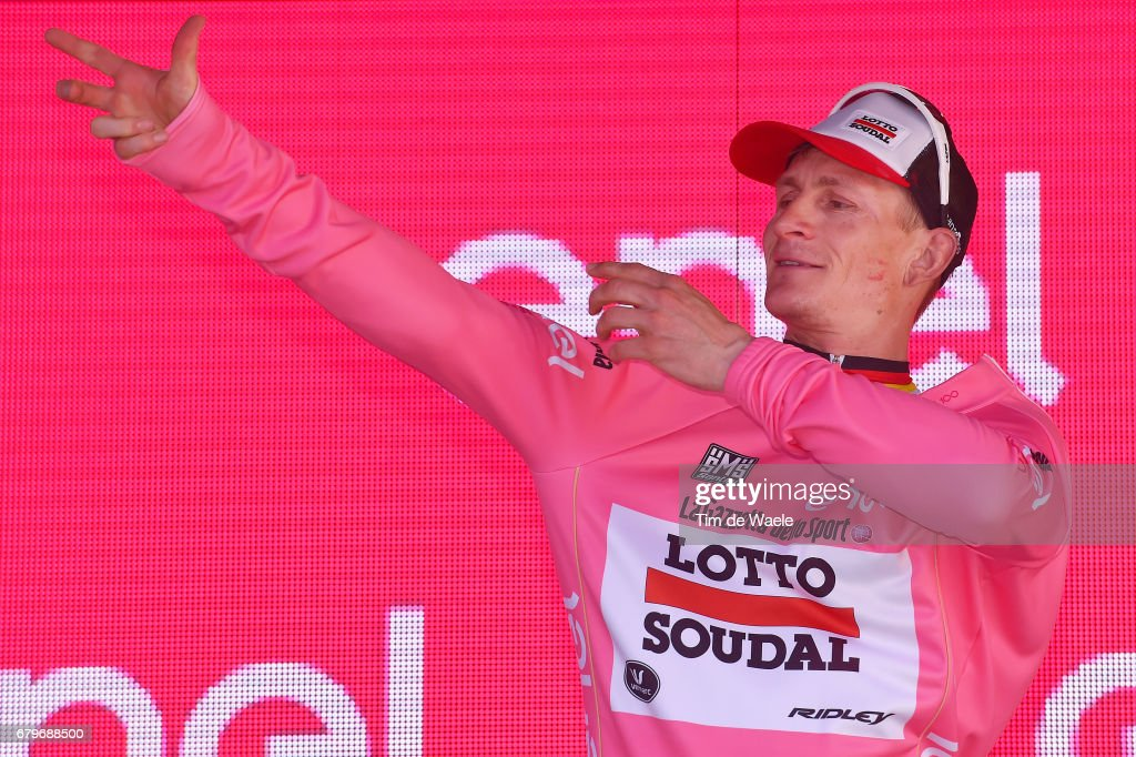 Cycling: 100th Tour of Italy 2017 / Stage 2 : ニュース写真
