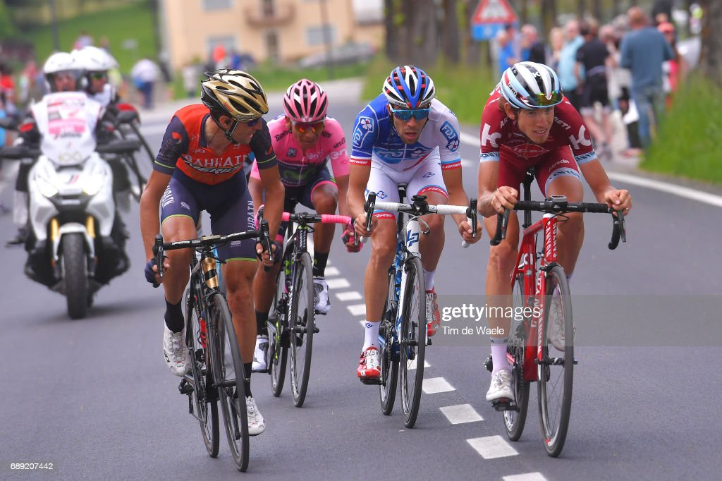 Cycling: 100th Tour of Italy 2017 / Stage 20 : News Photo
