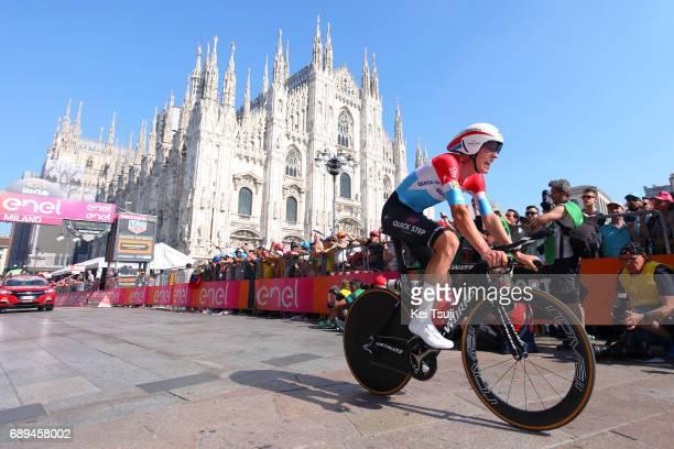 100th Tour of Italy 2017 / Stage 21 Arrival / Bob JUNGELS / MonzaAutrodromo Nazionale MilanoDuomo / Individual Time Trial / ITT / Giro /