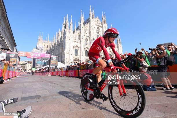 100th Tour of Italy 2017 / Stage 21 Arrival / Ilnur ZAKARIN / MonzaAutrodromo Nazionale MilanoDuomo / Individual Time Trial / ITT / Giro /