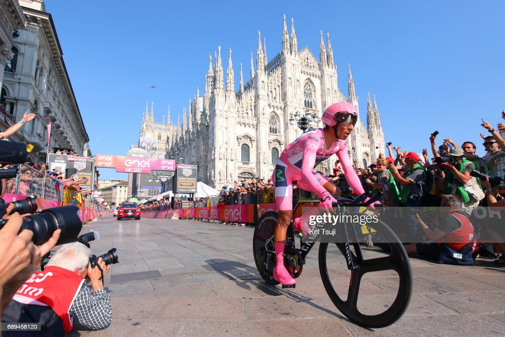 Cycling: 100th Tour of Italy 2017 / Stage 21 : ニュース写真