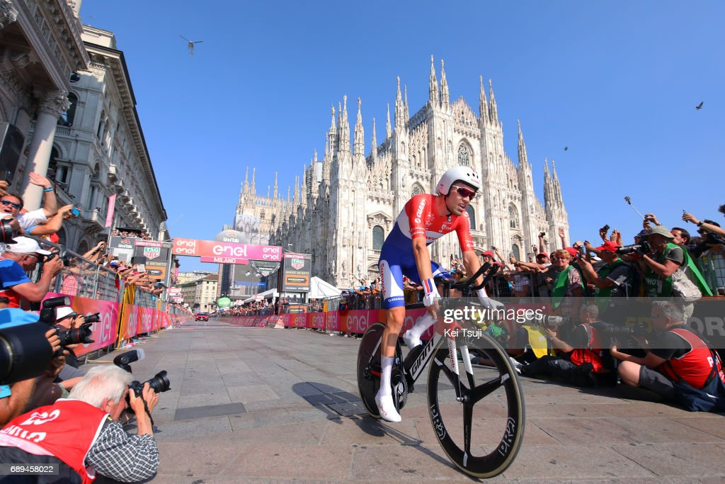 Cycling: 100th Tour of Italy 2017 / Stage 21 : News Photo