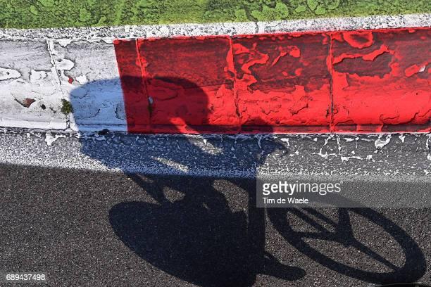 100th Tour of Italy 2017 / Stage 21 Illustration / Tom DUMOULIN / Shadow / MonzaAutrodromo Nazionale MilanoDuomo / Individual Time Trial / ITT / Giro...