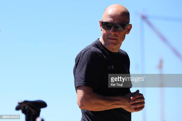 100th Tour of Italy 2017 / Stage 3 Dave BRAILSFORD Team Manager Team SKY / Tortoli Cagliari / Giro /