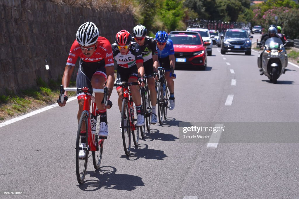 Cycling: 100th Tour of Italy 2017 / Stage 4 : ニュース写真