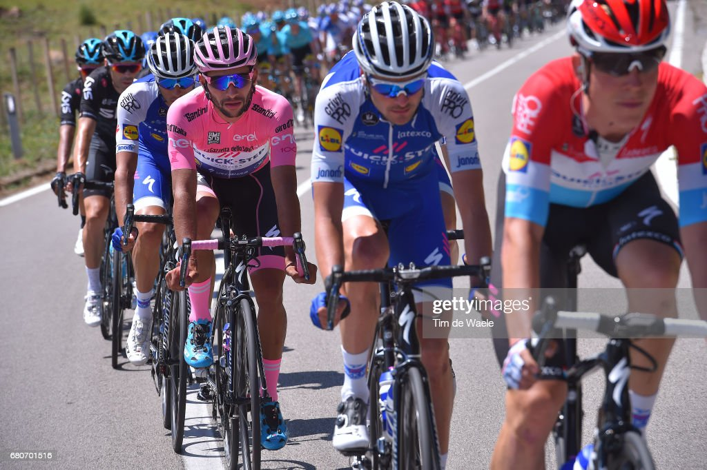 Cycling: 100th Tour of Italy 2017 / Stage 4 : News Photo