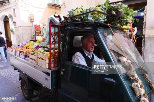 100th Tour of Italy 2017 / Stage 4 Fruit Vegetables / Cefalu City / Cefalu EtnaRifSapienza 1982m / Giro /
