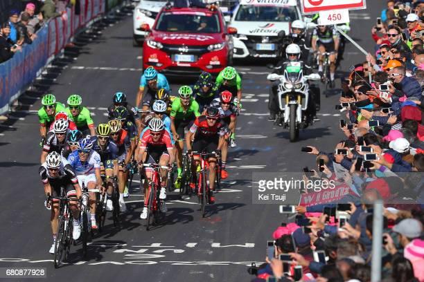 100th Tour of Italy 2017 / Stage 4 Wilco KELDERMAN / Thibaut PINOT / Geraint THOMAS / Bauke MOLLEMA / Adam YATES / Tom DUMOULIN / Vincenzo NIBALI /...