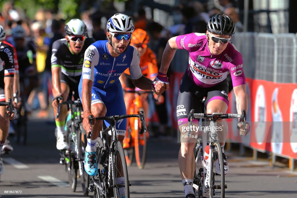Cycling: 100th Tour of Italy 2017 / Stage 5 : ニュース写真