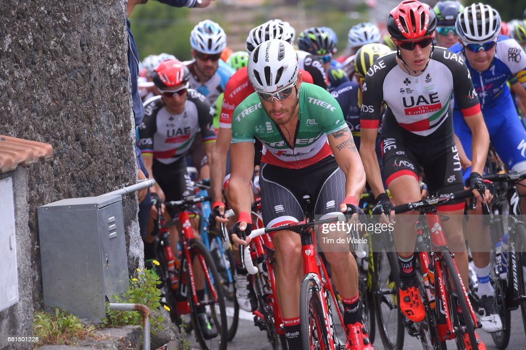 Cycling: 100th Tour of Italy 2017 / Stage 5 : News Photo