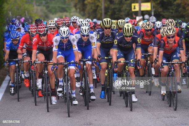 100th Tour of Italy 2017 / Stage 7 Pieter SERRY / Laurens DE PLUS / Christopher JUUL JENSEN / Alexander EDMONDSON / Enrico GASPAROTTO / Castrovillari...