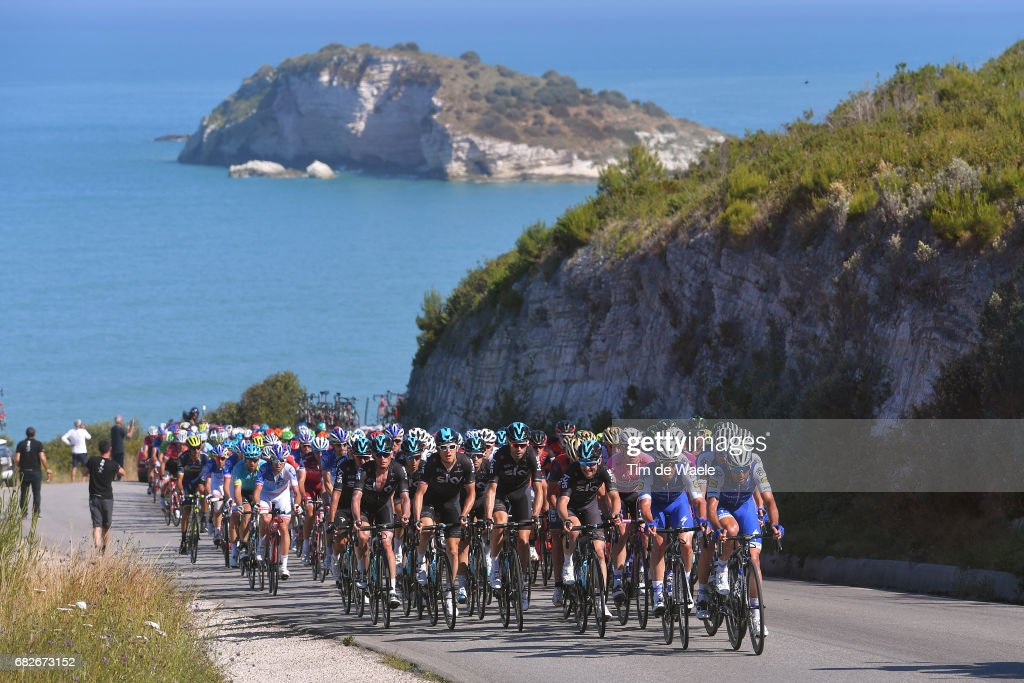Cycling: 100th Tour of Italy 2017 / Stage 8 : News Photo