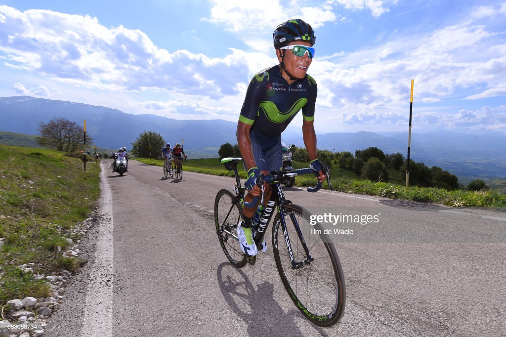 Cycling: 100th Tour of Italy 2017 / Stage 9 : News Photo