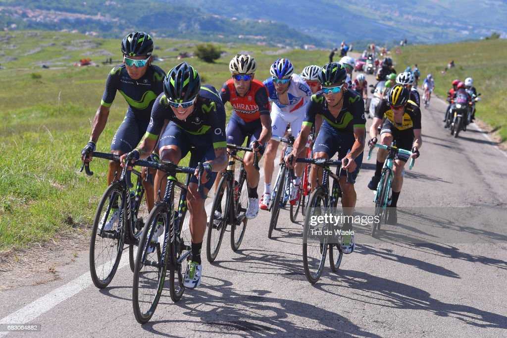 Cycling: 100th Tour of Italy 2017 / Stage 9 : ニュース写真