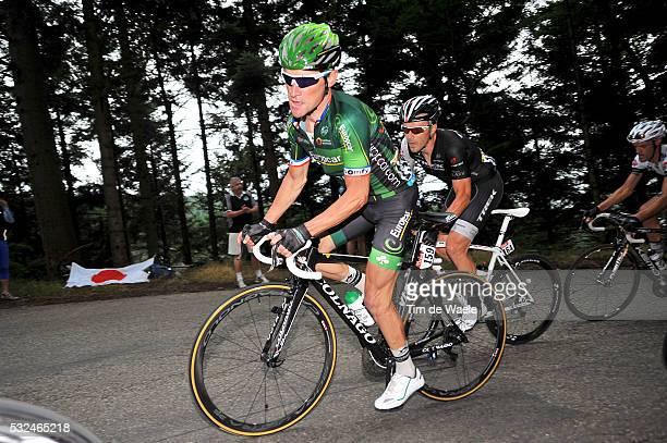 101th Tour de France / Stage 10 VOECKLER Thomas / Mulhouse - La Planche Des Belles Filles 1035m / Ronde van Frankrijk TDF Etape Rit Tim De Waele
