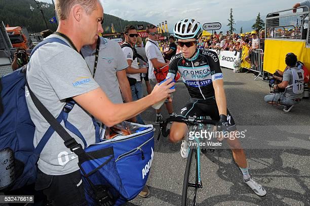101th Tour de France / Stage 14 Arrival / BAKELANTS Jan Deception Teleurstelling / Grenoble - Risoul 1855m / Ronde van Frankrijk TDF Etape Rit Tim De...