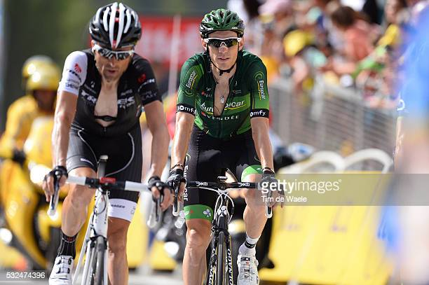 101th Tour de France / Stage 14 Arrival / ROLLAND Pierre / Grenoble - Risoul 1885m / Ronde van Frankrijk TDF Etape Rit Tim De Waele