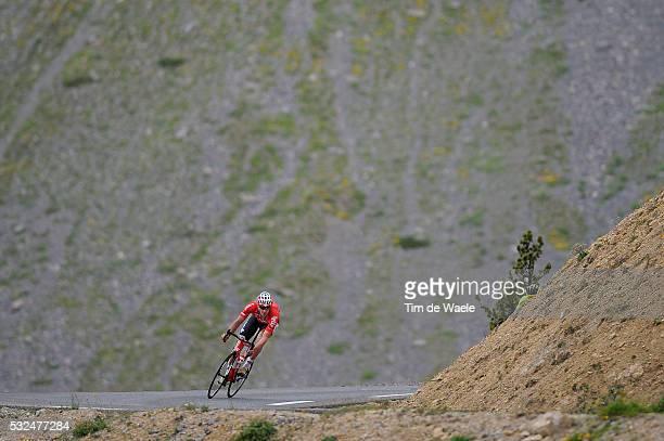 101th Tour de France / Stage 14 HANSEN Adam / Grenoble - Risoul 1855m / Ronde van Frankrijk TDF Etape Rit Tim De Waele