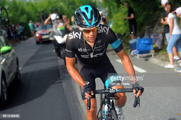 101Th Tour De France, Stage 14 Porte Richie / Grenoble - Risoul 1855M / Ronde Van Frankrijk Tdf Etape Rit Tim De Waele