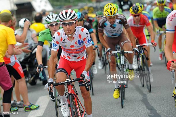 101th Tour de France / Stage 14 RODRIGUEZ Joaquim Mountain Jersey / Grenoble - Risoul 1855m / Ronde van Frankrijk TDF Etape Rit Tim De Waele