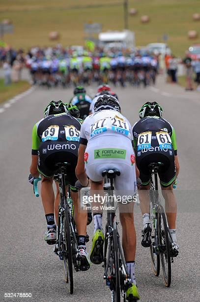 101th Tour de France / Stage 15 Illustration Illustratie / Echelons Bordures Waaiers / Peleton Peloton / MOLLEMA Bauke / WYNANTS Maarten / Tallard -...