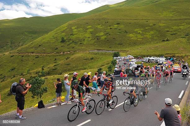 Chris Froome seals historic fourth Tour de France title as