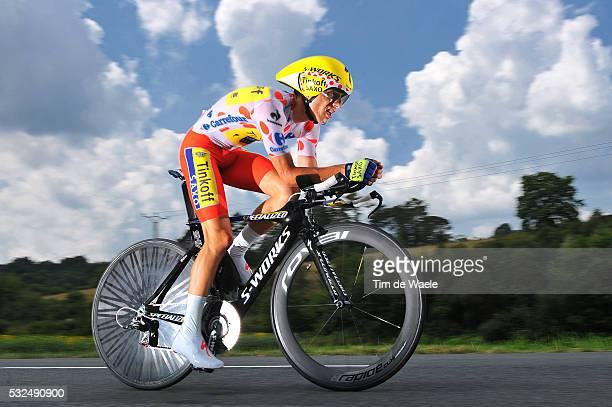 101th Tour de France / Stage 20 MAJKA Rafal Mountain Jersey / Bergerac - Perigueux / Ronde van Frankrijk TDF Time Trial Contre la Montre Tijdrit TT /...