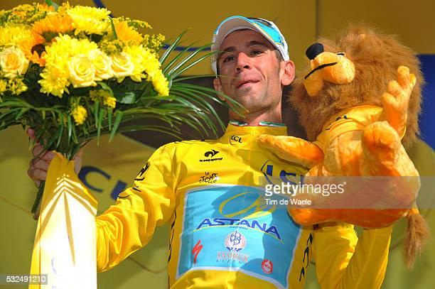 101th Tour de France / Stage 20 Podium / NIBALI Vincenzo Yellow Leader Jersey / Celebration Joie Vreugde / Bergerac - Perigueux / Ronde van Frankrijk...