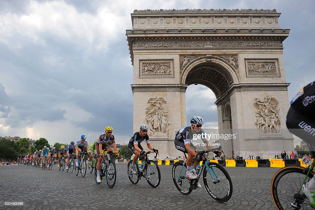 Cycling: 101th Tour de France / Stage 21 : ニュース写真