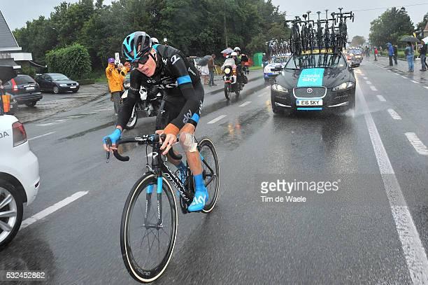 101th Tour de France / Stage 5 FROOME Christopher / Crash Chute Val / Ypres Arenberg Porte du Hainaut / Ronde van Frankrijk TDF Etape Rit Tim De Waele