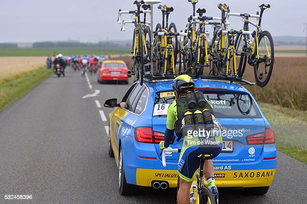 101th Tour de France / Stage 6 Illustration Illustratie / PAULINHO Sergio / Tacx Bottle Bidons Drinkbus / Sportful Vest / Ravitaillement Bevoorrading...