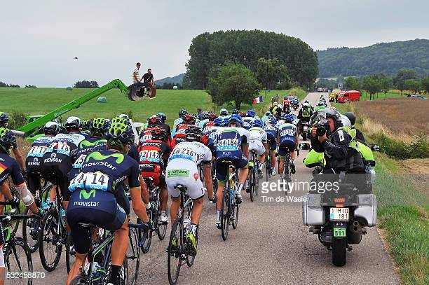 101th Tour de France / Stage 7 Illustration Illustratie / Vincent KALUT Photographer Fotograaf / Peleton Peloton / Epernay - Nancy / Ronde van...