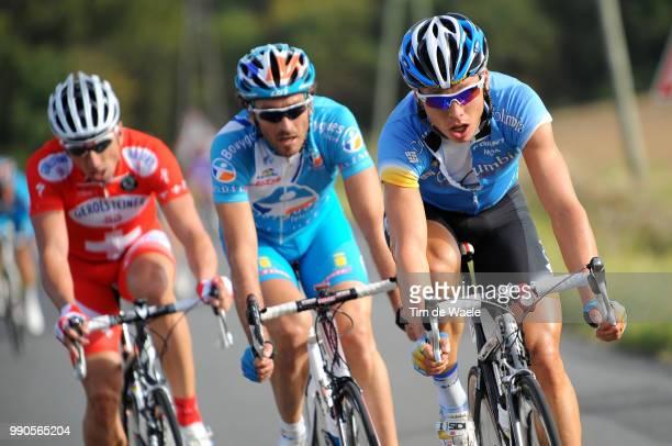 102Nd Paris-Tourstony Martin , Markus Zberg , Sebastien Turgot /Saint-Arnoult-En-Yvelines - Tours , Parijs, Tim De Waele