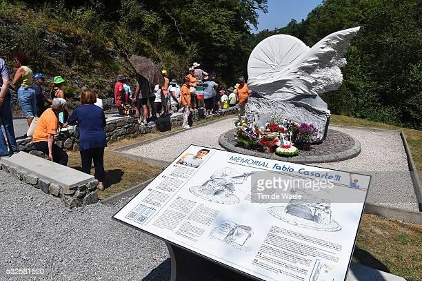 102nd Tour de France / Stage 12 Memorial Fabio CASARTELLI / Lannemezan Plateau De Beille 1780m / Ronde van Frankrijk TDF / Etape Rit /©Tim De Waele