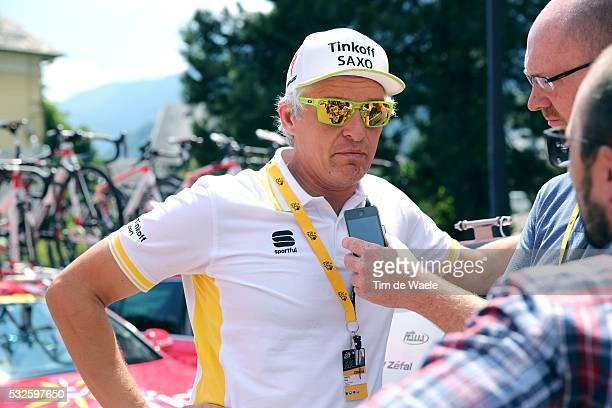 102nd Tour de France / Stage 19 TINKOFF Oleg Team Owner Tinkoff Saxo / SaintJeandeMaurienne La Toussuire Les Sybelles 1705m / Ronde van Frankrijk TDF...