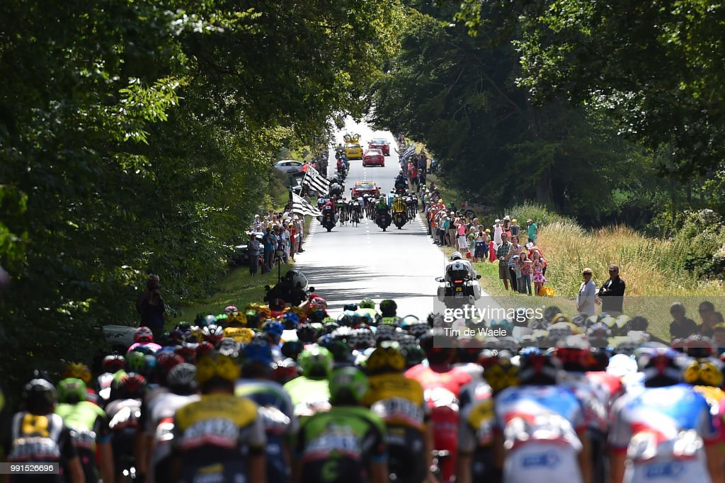 Cycling: 102Nd Tour De France / Stage 8 : Nachrichtenfoto
