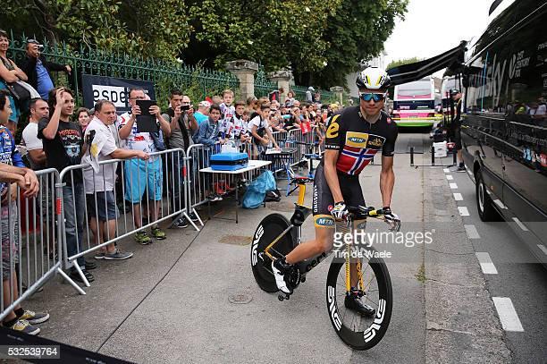102nd Tour de France / Stage 9 BOASSON HAGEN Edvald / Vannes - Plumelec / Team Time Trial Contre la Montre Equipes Ploegentijdrit TTT / Ronde van...